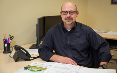Jeff Pettit, CCM, on board as Senior Project Manager for Pond Construction