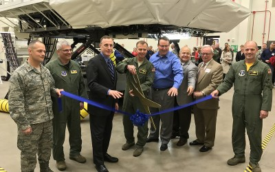 PAANG Celebrates Ribbon Cutting of New Flight Simulator