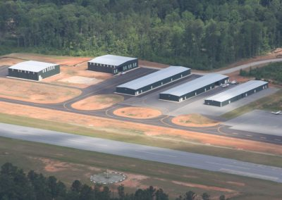 Hangar Development and Apron Paving - Harris County Airport, GA