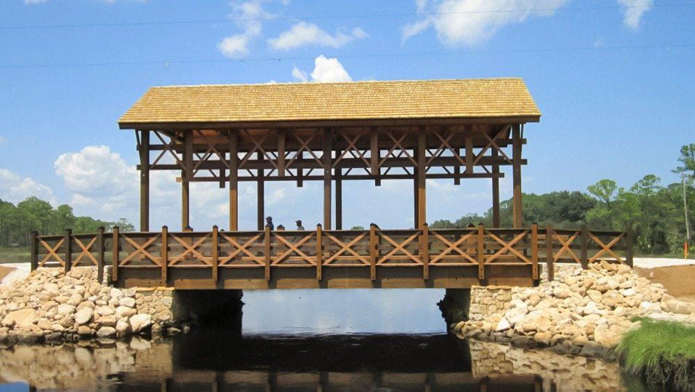Princess Place Bridge
