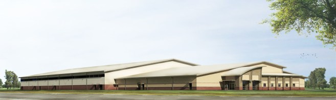 Training Aids Support Center (TSC) rendering