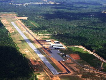 Taxiway Relocation - Harris County Airport, GA
