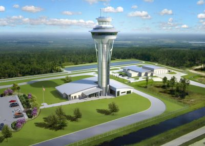 Air Traffic Control and TRACON Facility - Ft. Myers, FL