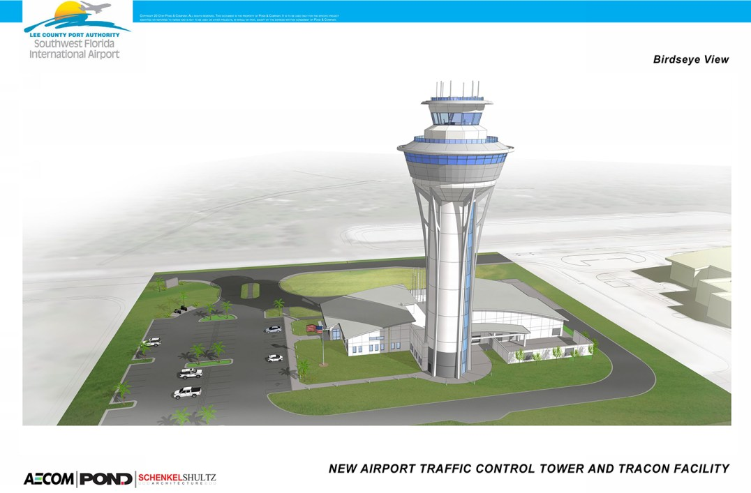 Air-traffic-control-tracon-ft-myers-fl