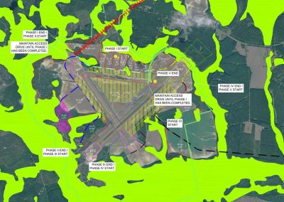 Plantation Airpark – Infrastructure Feasibility Analysis - Screven County, GA