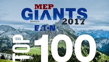 Pond ranks in the top 100 on MEP Giants List