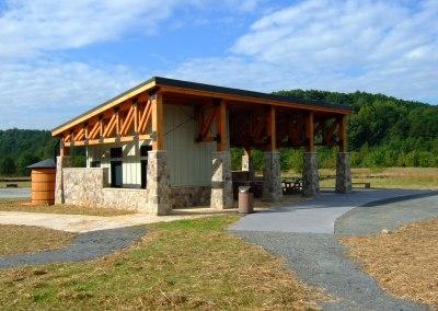 Resaca Civil War Battlefield State Park and Historic Site - Resaca, GA