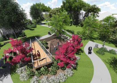 Lang Carson Park Master Plan - Atlanta, GA