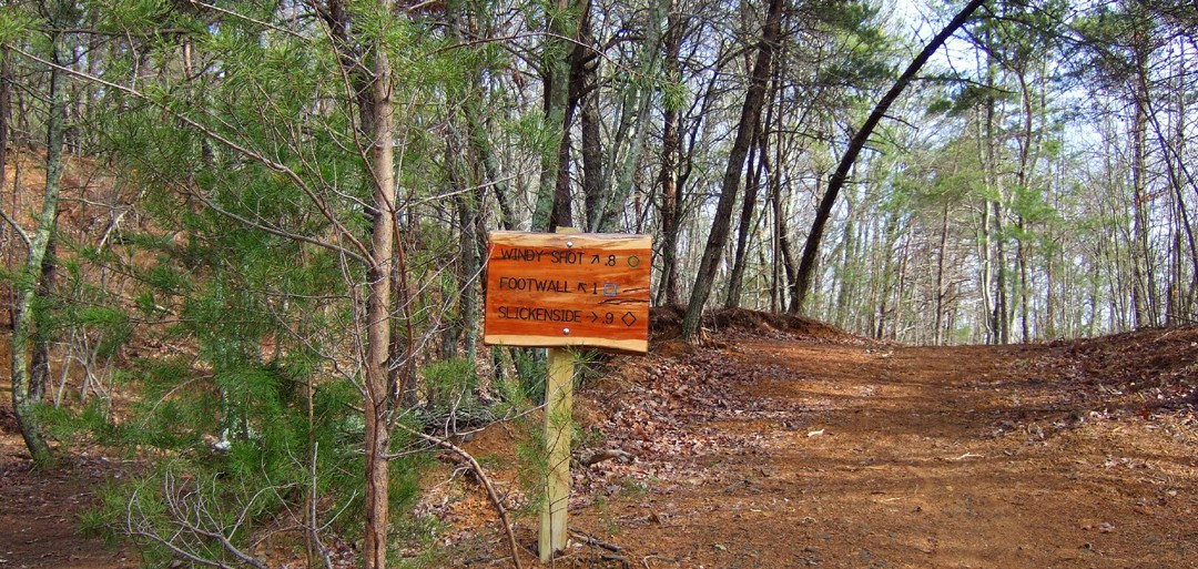 Cloudland Canyon Connector Trail Master Plan - Rising Fawn, GA