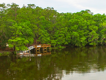 Dunns Creek State Park Boat Launch - Crescent City, FL
