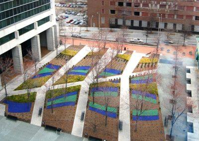 Sam Nunn Atlanta Federal Center Plaza - Atlanta, GA