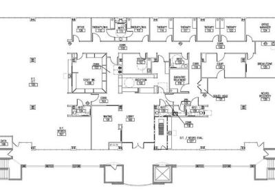 UF Health Emerson Street Rehabilitation Outpatient Clinic - Jacksonville, FL