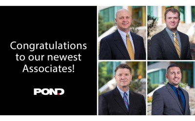 Pond celebrates company leaders and industry experts