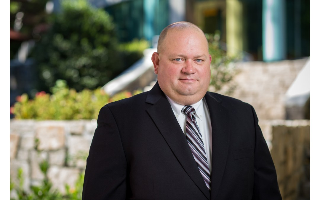 Bryan Evans Promoted to Senior Vice President of Pond's Energy Division