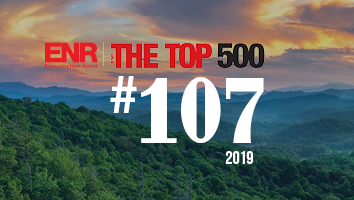 #107 | Top 500 Design Firms | Engineering News-Record (ENR)