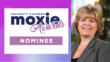 Lorraine Green of Pond nominated for Gwinnett Chamber Moxie Awards