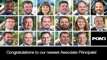 Pond Announces New Associate Principals
