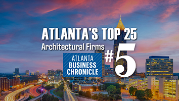 Pond's Talented Architects Reach Top Five Status!