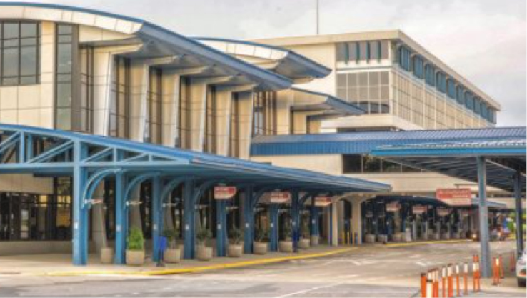 Huntsville International (HSV) Security Upgrade Featured in Airport Improvement