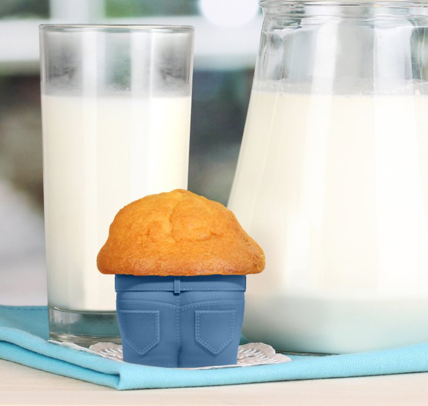 Utterly Useless Kitchen Gadgets: Muffin Top Muffin Cup