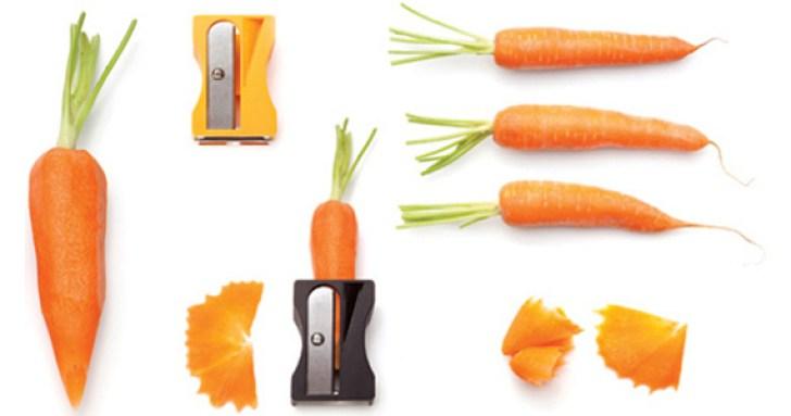 Utterly Useless Kitchen Gadgets: Giant Vegetable Sharpener