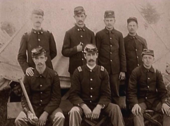 Photobombs Away: historical photobomb