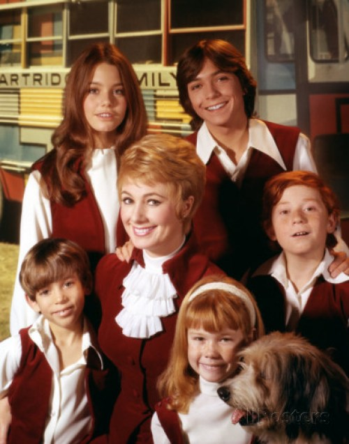 Memories of my 70's childhood on Pinterest: The Partridge Family