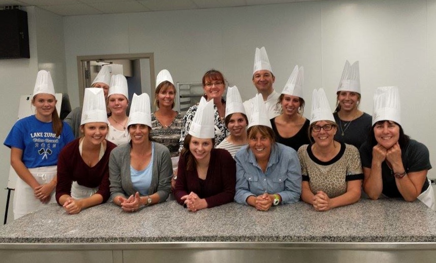 French Pastry School: Our classmates.