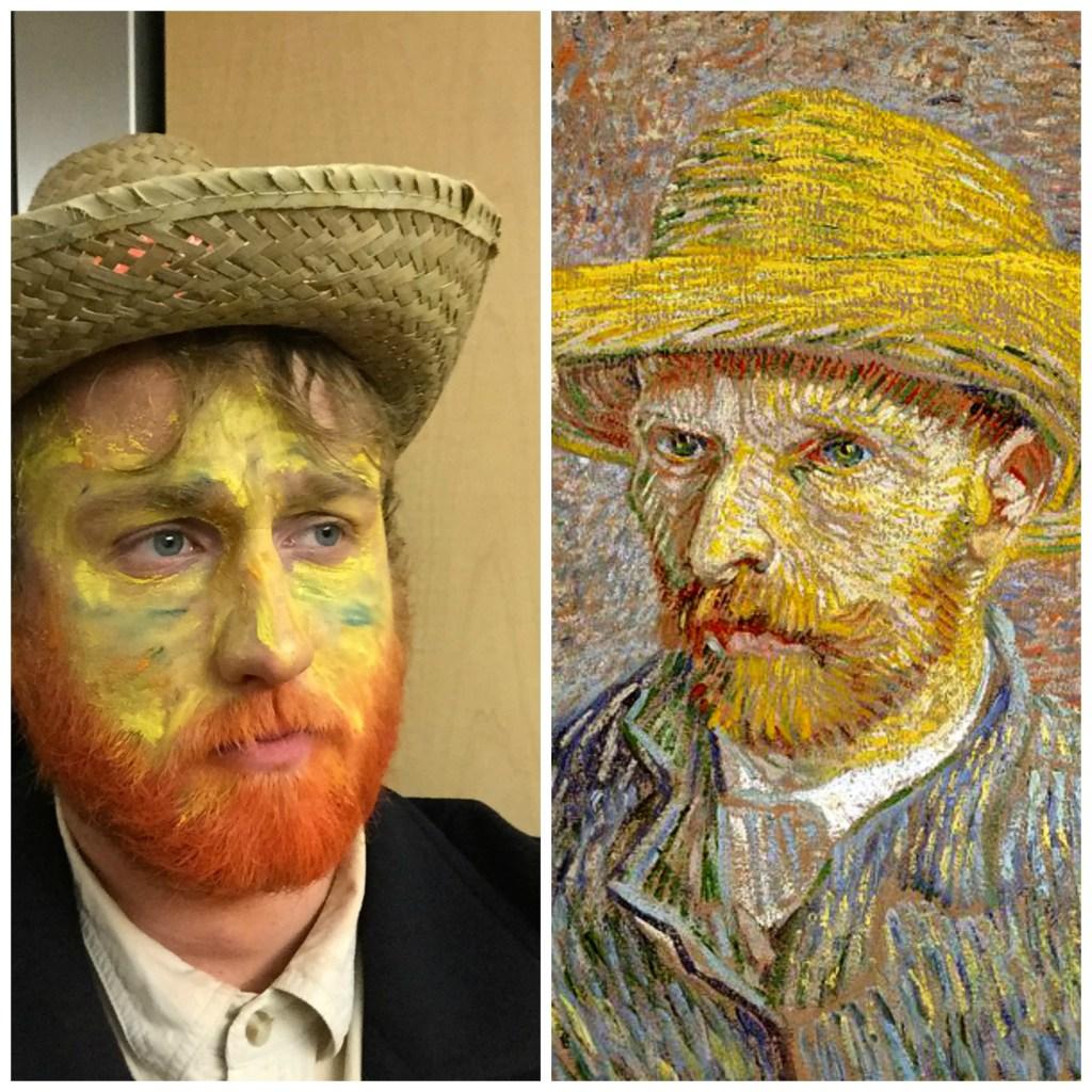 Loge as Van Gogh