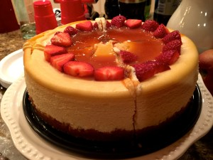 Creamy New York Cheesecake