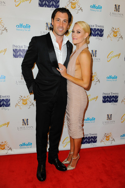 Dishing on Dancing with the Stars: Maks and Peta engaged? I give it 6 months.