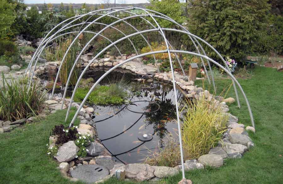 Small Outdoor Pond Filters