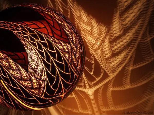 20110823 calabarte j 4 Fascinating Lamps by Calabarte