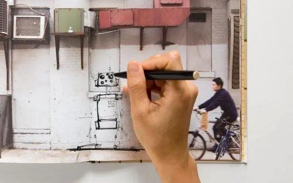 walls notebook 4 600x375 Street Art Notebook For Artists