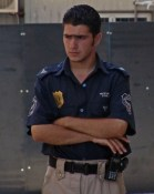a security guard