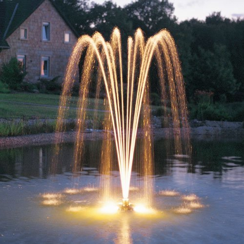 Garden Pond Lights