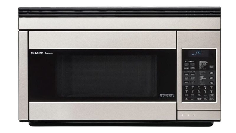 top 9 best under the counter microwaves