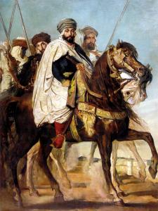 Abd ar-Rahman ibn Muhammad o Abderramán III   891-961   Primer Califa Omeya de Córdoba
