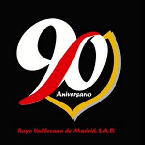 90º Aniversario | Rayo Vallecano de Madrid SAD | 1914-2014