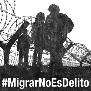 Migrar No Es Delito   Manifestación 'Por una política europea responsable'   Sábado 12/09/2015 - 18:30 horas   Glorieta de Atocha - Plaza de la Provincia   Madrid
