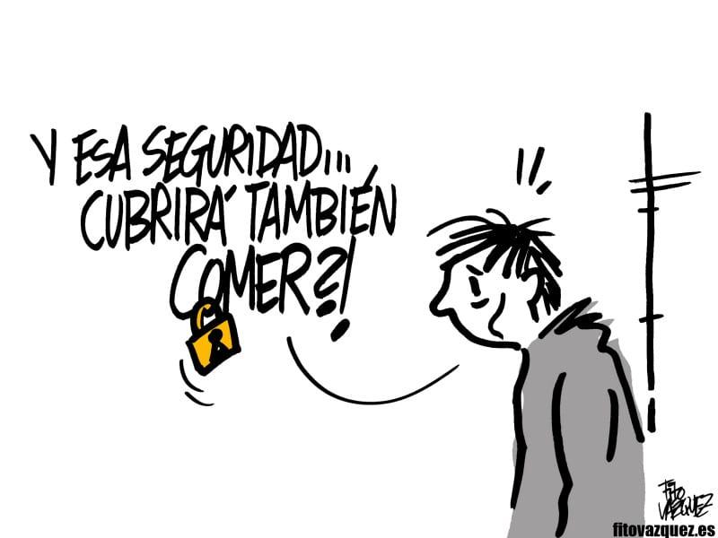 Seguridad | © Fito Vázquez 2015
