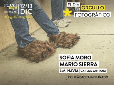 'Flash Day 2015' | 'Día del Orgullo Fotográfico' | Too Many Flash | 12 y 13 del 12 de 2015 | Chamberí - Madrid | #OrgulloFotografico