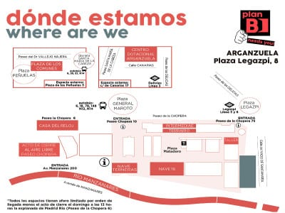 Plan B contra la austeridad por una Europa democrática | Jornadas Madrid | 19, 20 y 21/02/2016 | Dónde estamos | Mapa