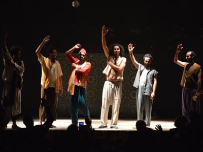 'Arrabouz' de Théâtre Vies-Age | 29/03/2016 | Auditorio Centro Cultural Casa del Reloj | Arganzuela - Madrid
