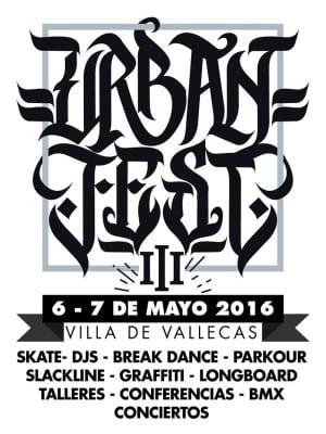 Fiestas de San Isidro 2016   Madrid   Del 12 al 16 de mayo de 2016   Urban Fest