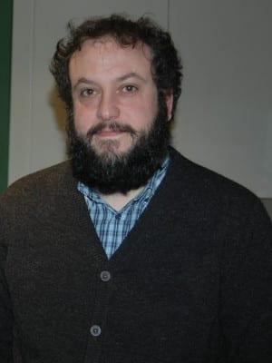 Guillermo Zapata de Ahora Madrid, concejal presidente de los distritos Fuencarral-El Pardo y Villaverde en el Ayuntamiento de Madrid (2015-2018)