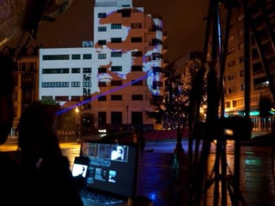 La Noche de los Libros 2016 | Comunidad de Madrid | Viernes 22 de abril de 2016 | Poemas láser