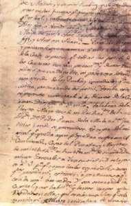 Bando de los alcaldes de Móstoles   Juan Pérez de Villamil   2 de mayo de 1808   Archivo municipal   Cumbres de San Bartolomé   Andalucía (España)