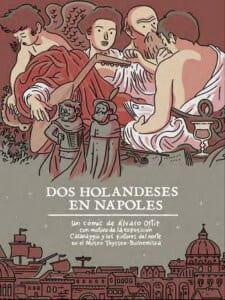 'Caravaggio y los pintores del norte'   Museo Thyssen-Bornemisza   Madrid   Del 21/06 al 18/09/2016   'Dos holandeses en Nápoles (2016)   Álvaro Ortiz