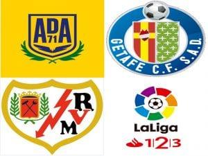 LaLiga 123 | Segunda División del Fútbol Español | Temporada 2016-2017 | Equipos madrileños